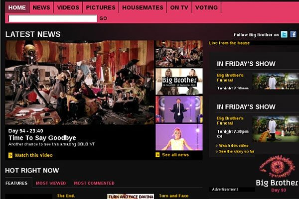 A selection of projects Louisa worked on at Channel 4 Television
